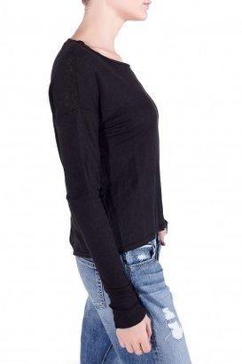 KORAL Long Sleeve Tee - Black