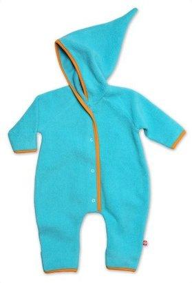 Zutano Unisex-Baby Newborn Cozie Elf Romper