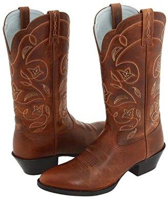 Ariat Western Heritage (Russet Rebel) Cowboy Boots