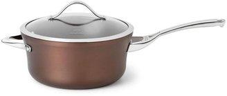 Calphalon 4.5-qt. Contemporary Bronze Nonstick Sauce Pan