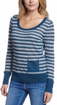 Great Plains Toulon Pocket Stripe Knit Women's Jumper