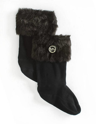 MICHAEL Michael Kors Fleece Cuff Socks