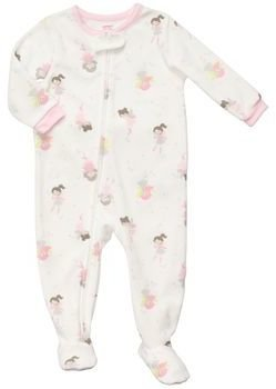 Carter's 1-Piece Microfleece Pjs