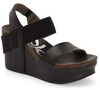 Women's Otbt 'Bushnell' Wedge Sandal $124.95 thestylecure.com