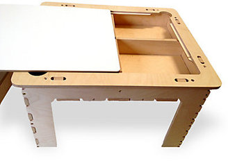 Anatex Flip-Top Art Table and Bench