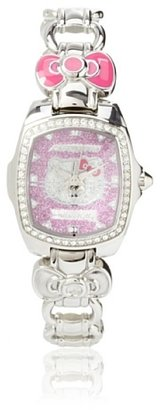 Hello Kitty CT.7105LS-02M Stainless Steel Pink Watch $16 thestylecure.com