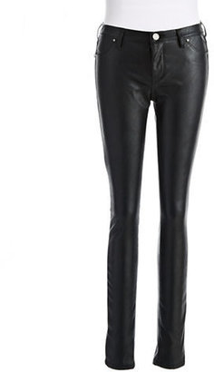 Blank NYC Faux Leather Box Pants