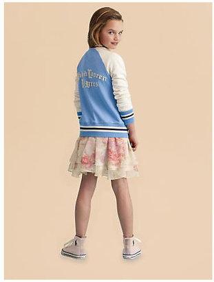 Ralph Lauren Girl's Varsity Jacket
