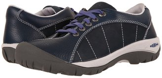Keen - Presidio Women's Lace up casual Shoes $110 thestylecure.com