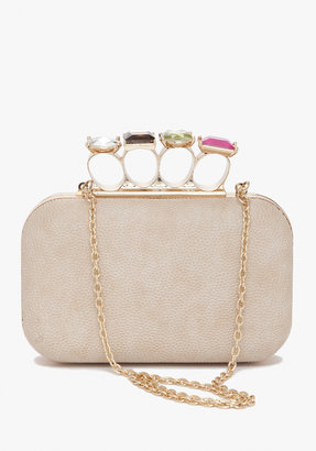 Bebe Jewel Ring Minaudiere