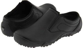 Wolverine Aurora iCS Slip Resistant Clog (Black) - Footwear