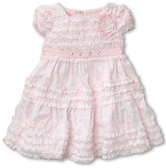 Biscotti Birthday Girl Dress (Infant) (White) - Apparel