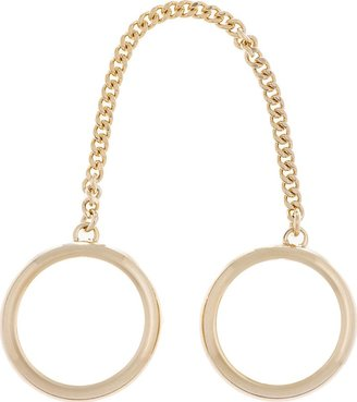 Chloé Gold Double Carly Ring