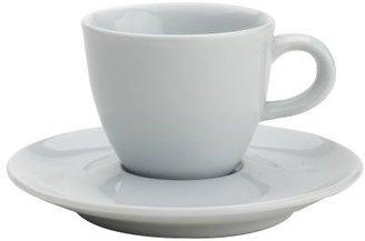 Sur La Table Café Collection Espresso Cup and Saucer