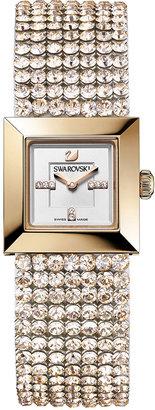 Swarovski Elis Mini Mesh Rose Gold Tone Watch