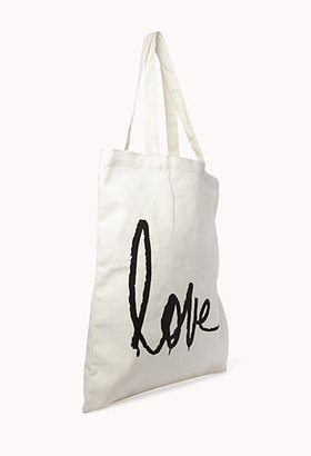 Forever 21 Tough Love Tote