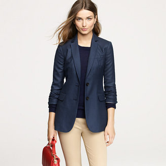 J.Crew Hacking jacket in cashmere