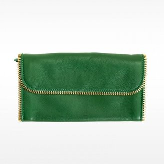 Linea Pelle Dylan Zip Trifold Wallet