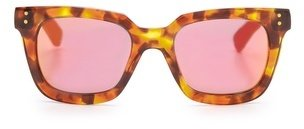 Marc Jacobs Mirrored Square Sunglasses