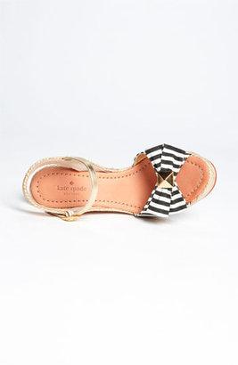 Kate Spade 'carmelita' Wedge Sandal