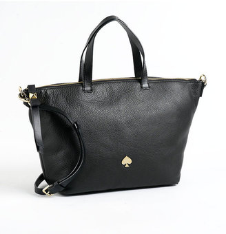Kate Spade Leroy Street Linsley Leather Tote Bag