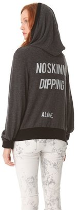 Wildfox Couture No Skinny Dipping Malibu Hoodie