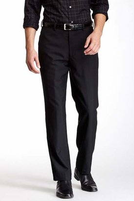 """Louis Raphael Solid Worsted Wool Modern Fit Pant - 30-34\"""" Inseam $125 thestylecure.com"""