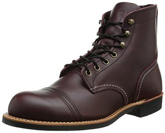 Red Wing Heritage Iron Ranger 6-Inch Boot $268.43 thestylecure.com