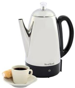 West Bend 12-Cup Electric Kettle
