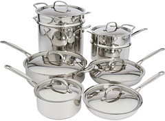 Cuisinart Chef's ClassicTM 14-Piece Cookware Set