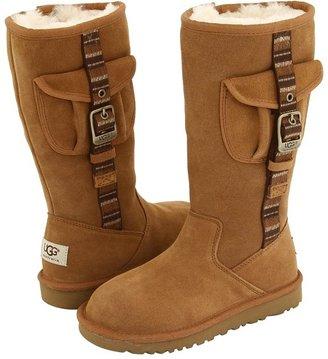 UGG Retro Cargo (Toddler/Big Kid) (Chestnut) - Footwear