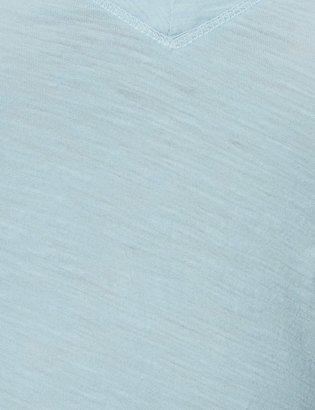 James Perse Open Sky Cotton Casual Tee