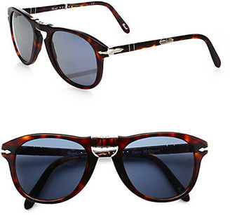 Persol Vintage Folding Keyhole Steve McQueen Sunglasses