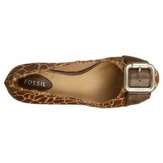 Fossil Women's Maddox Stacked Pump