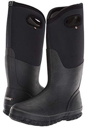 Bogs Classic High Handles (Black) Women's Boots