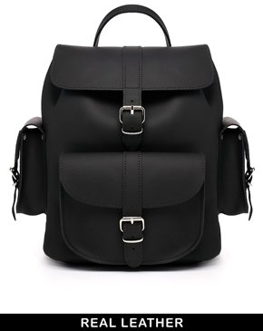 Hari Grafea Backpack in Black