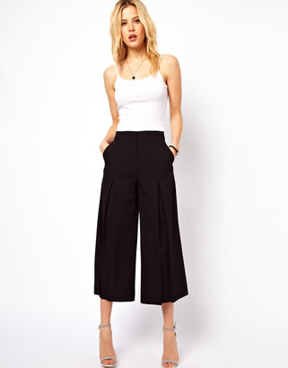 Asos Culottes with Pleat Front