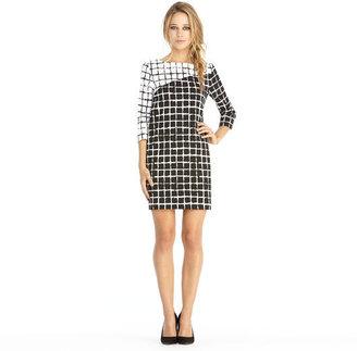 Rachel Roy Mod Check Dress