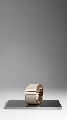 Burberry London Leather Cuff