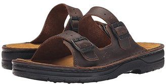 Naot Footwear Mikael (Crazy Horse Leather) Men's Sandals