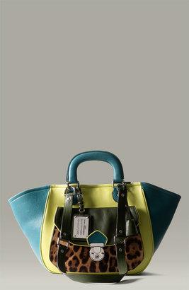 Dolce & Gabbana 'Miss Catch - Large' Lock Tote