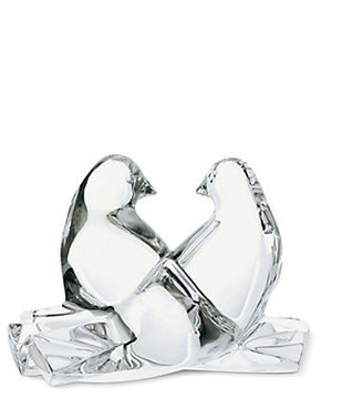 Baccarat Loving Doves