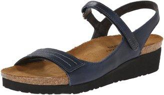 Naot Footwear Women's Madison Sandal Soft Ink Lthr 9 M US