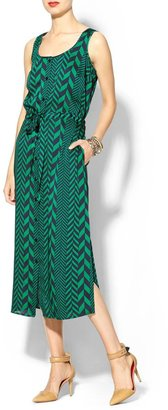 MICHAEL Michael Kors Stripe Tank Dress
