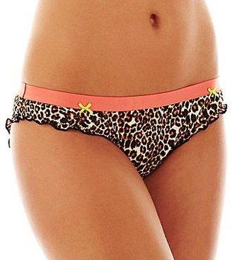 JCPenney Flirtitude® Satin Bikini Panties