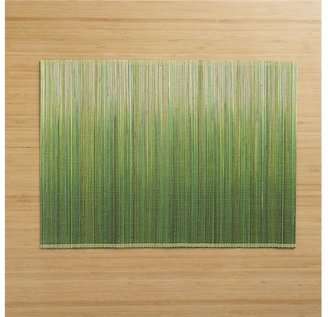 Crate & Barrel Oxley Green Placemat