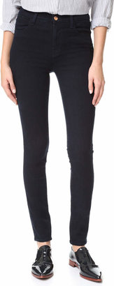 J Brand Maria High Rise Photo Ready Jeans $189 thestylecure.com
