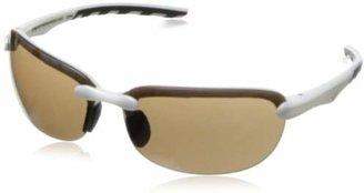 Greg Norman G4011 Sport Rimless High Contrast Lens Sunglasses