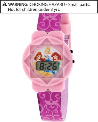Disney Kids Watch, Girls or Little Girls Princess LCD Watch