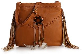 Carlos Santana Dream Catcher Cross Body Bag